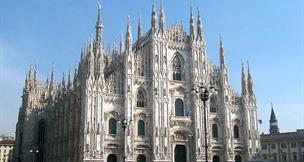 Hotel Uptown Palace 4, Miláno - letecky