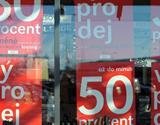 Zimní výprodeje v Německu