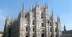 Hotel Minerva 3 Miláno - letecky