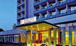 Hotel Panoráma, Hevíz, Hotel Panorama, Hevíz, vánoční pobyt