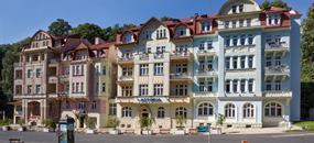 Hotel Astoria, Lázně Jáchymov, Silvestovská Kůra na zkoušku