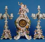 Míšeň - porcelánka Meissen *