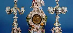 Míšeň - porcelánka Meissen