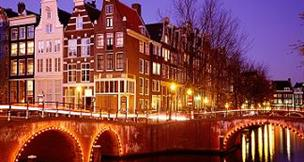 Hotel Central Park 3, Amsterdam