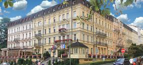 Sanatorium Kriváň, Karlovy Vary, Silvestrovský hotelový pobyt na 5 nocí