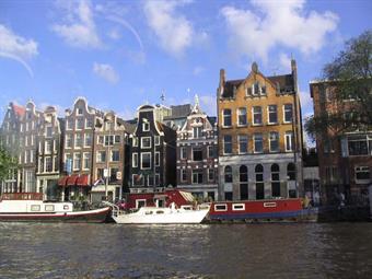 Hotel Leonardo Rembrandtpark 4, Amsterdam - letecky