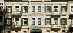 Hotel Melodie, Františkovy Lázně, Vánoční pobyt na 4 noci