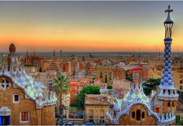 Hotel Aranea 3, Barcelona - letecky