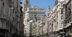 Hotel Liabeny 4, Madrid - letecky