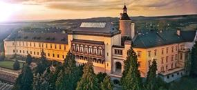 Zámek Zbiroh a Plzeň
