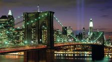 Hotel Plaza, Manhattan, New York - letecky
