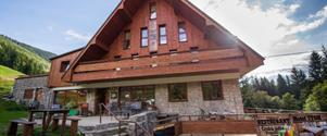 Hotel Stoh, Špindlerův Mlýn - Svatý Petr, Podzim na horách