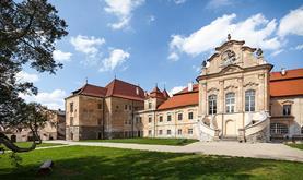 Hrad Lipnice a Želivský klášter