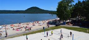 Zámek Zákupy a Máchovo jezero
