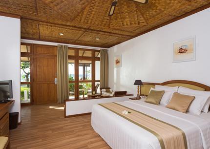 Bandos Island Resort 4, Maledivy, 8 dní