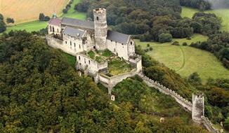 Na hrad Bezděz s Vlastimilem Vondruškou
