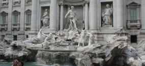 Hotel Corona 3, Řím - letecky