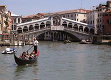 Hotel Canal 3, Benátky, letecky