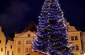 Český Krumlov a České Budějovice, jihočeský advent