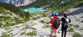 Dolomity turisticky - penzion