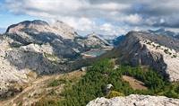 Mallorca - horský přechod