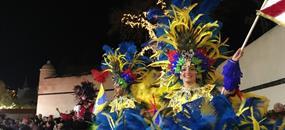 Karneval na Madeiře