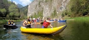 Jarní voda na Slovensku