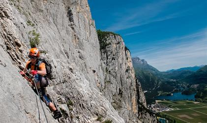 Ferraty Lago di Garda