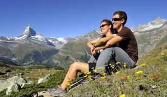 Švýcarsko - Walliské Alpy