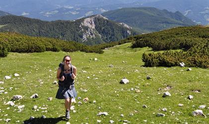 Turistika i relax v Alpách