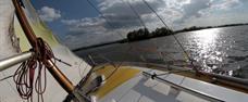 Kurz Jachtingu na Nyském jezeře v Polsku