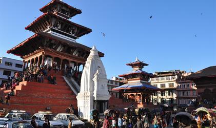 Nepál - Everest base camp a údolí Gokyo