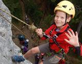 Rakousko Adventure - s dětmi