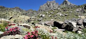 Francouzské Alpy - trek se stanem