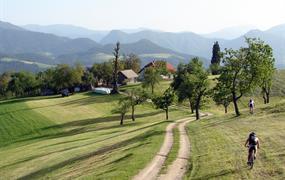 Slovinsko MTB - pro pohodáře