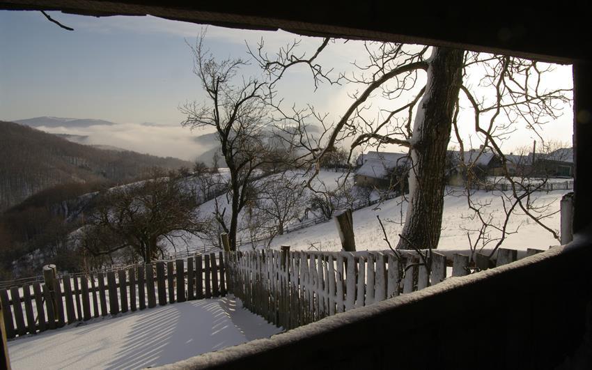 Silvestr v rumunském Banátu