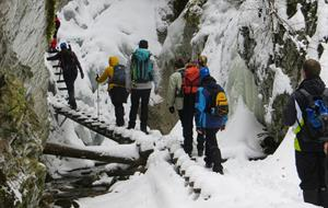 Slovenský zimní ráj
