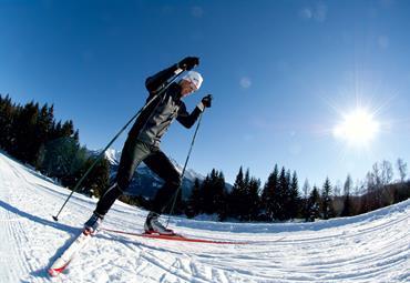 Olympijský běh na lyžích