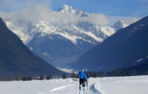 Zimní radovánky v Jižním Tyrolsku