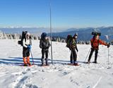 Velká Fatra na sněžnicích