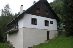 Chalupa Albrechtice v Jizerských horách