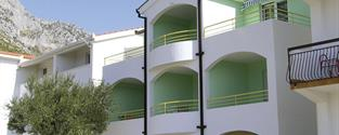 Apartmány Natali