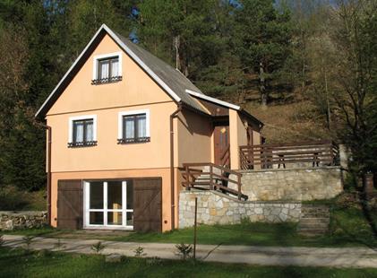 Chata Vnorovice