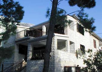 Studia - apartmány v soukromých vilách - Makarská riviéra