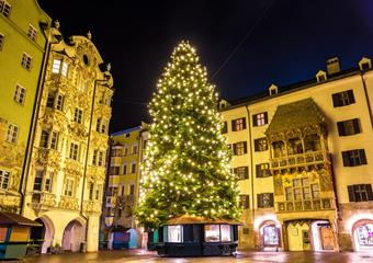 Vánoční Romantika Bavorska A Tyrolska
