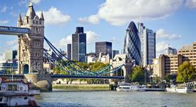Londýn A Královská Anglie