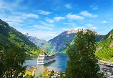 Norsko - Zlatá Cesta Severu
