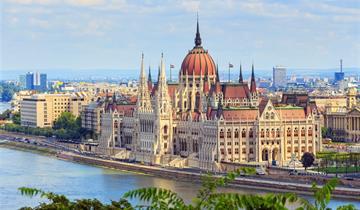 Budapešť - Královna Dunaje