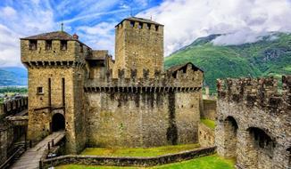 Švýcarsko A Výlet Horským Expresem