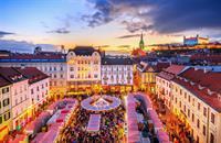 Bratislava, Budapešť A Velký Meder